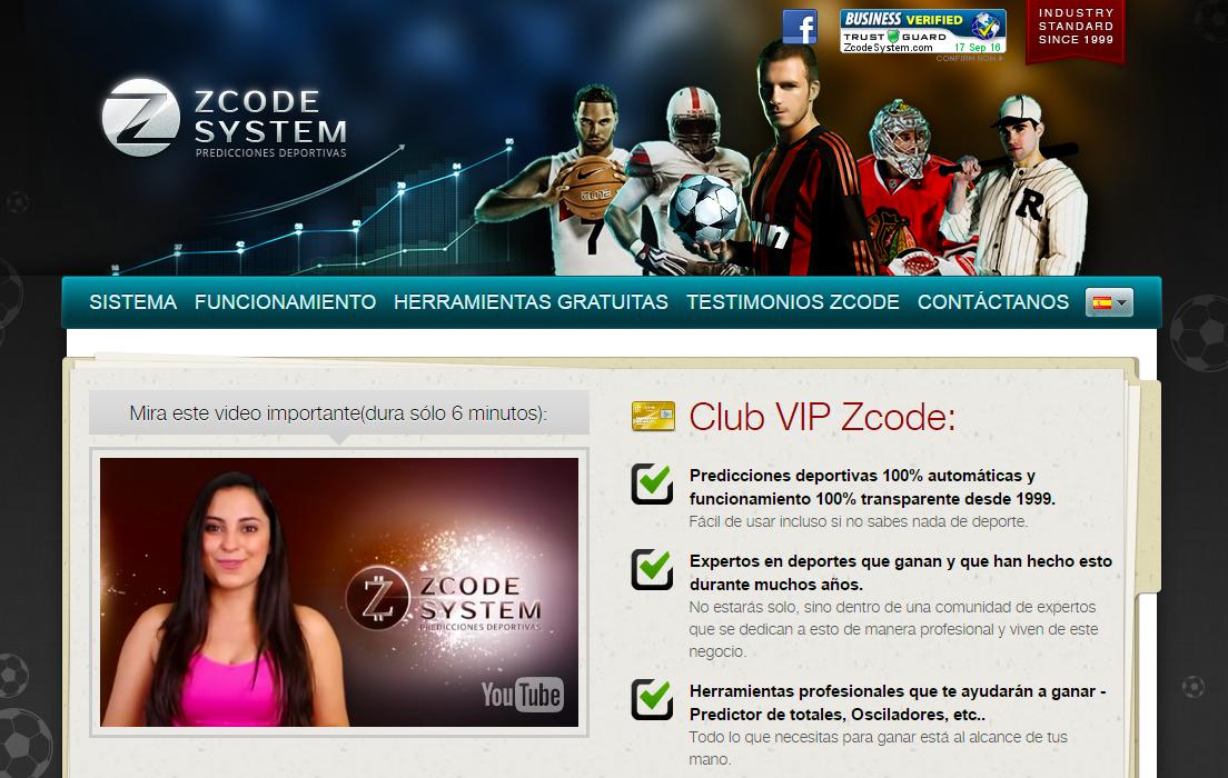 zcode-system-espanol